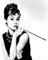 Audrey Hepburn 1961 Breakfast Tiffanys Holly Golightly